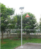 Gli indicatori luminosi solari di Lanscape, giardino solare si illumina (SLL-S8)