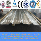 Lamiere di acciaio galvanizzate ondulate per tetto