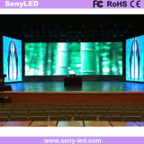 실내 옥외 움직일 수 있는 단계 배경을%s P2.976 영상 LED 벽