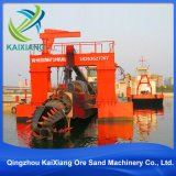 De hoge van de Diesel van Effciency Kaixiang Professionele Hydraulische Baggermachine Zuiging van de Snijder