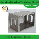 Fabricação de metal personalizada da folha com processamento da estaca do laser