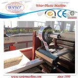 Janela de vidro isolada em PVC e linha de produção de porta deslizante