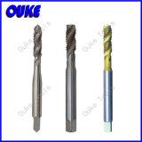 DIN374 HSS Spiral Flute Thread Machine Taps