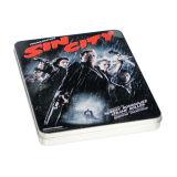 Het Geval van de Media DVD/CD van het Tin van het metaal