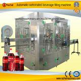 炭酸清涼飲料の充填機