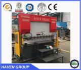 Freio hidráulico da imprensa da máquina de dobra do CNC de WC67K/CNC no estoque
