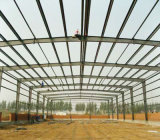 Taller prefabricado de la estructura de acero (SSW-421)