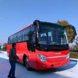 高品質9m販売促進の43のシートの観光バス