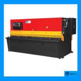 HS8 Series Guilhotina Hidráulica Máquina de cisalhamento, máquina de corte de chapa de aço