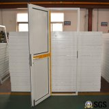 백색 색깔 분말 알루미늄 위원회 소형 K06016를 가진 입히는 알루미늄 여닫이 창 문