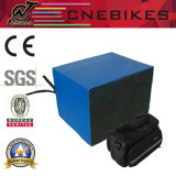 48V 20ah Lithium Battery met Bag voor e-Bike Conversion Kit