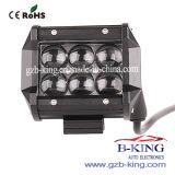 barre d'éclairage LED de 4inch 18W 4D