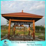 Coluna da alta qualidade WPC para o pavilhão, os trilhos e o Handrairs