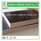 La película negra de la fabricación hizo frente a la madera contrachapada