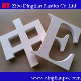 Panneau en mousse de PVC rigide imperméable à l'eau pour la sculpture