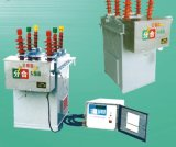 Zw20-12 Openlucht Intelligente VacuümStroomonderbreker Met hoog voltage