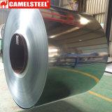 Le matériau de construction a galvanisé la bobine en acier pour la feuille de toiture