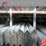 Barra de ángulo de acero galvanizada/ángulo igual galvanizado/barra de ángulo