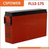 FT12-175 12V175ah前部ターミナルアクセス電池の電気通信電池