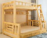 Quarto com cama de madeira sólida crianças Beliches Beliche (M-X2212)