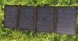 80W Panel solar plegable celda solar Sunpower