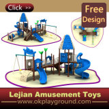 Fantastic Plastic enfants Amusement école Playground Equipment