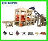 Entièrement automatique machine à fabriquer des briques de béton de ciment