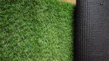 装飾の緑の人工的なカーペット、販売のための草のマットのカーペット