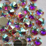 Acessórios de vestuário de cristal Strass Nenhum Hot Fix Rhinestones (FB-SS20 crystal ab/3A)