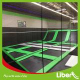 Nouvelle vente de design avec trampoline d'intérieur de basketball Hooker