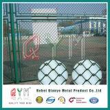 La frontière de sécurité utilisée en gros /Outdoor de maillon de chaîne de la Chine a employé le maillon de chaîne clôturant pour la vente