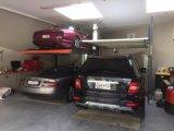 Stockage de voiture à deux postes