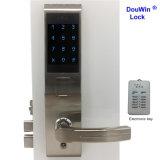 新しいデザインの安い生物測定の指紋のドアロック