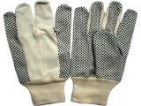 Baumwollbohrgerät-Arbeits-Handschuhe (C6011)
