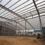 Taller ligero prefabricado de la estructura de acero (ZY398)
