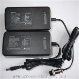 4 PRECÁRIOS do carregador 12V 3.3/2A do estágio, carregador esperto da bateria acidificada ao chumbo do AGM do gel com o indicador da bateria 4LED