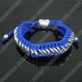Bracelete de moda com achados de latão - 3