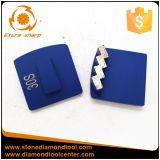 Nuovo disco di molatura del diamante di Segement di disegno per il pavimento di calcestruzzo