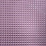 T/C Zurückziehen metallisch Kristall-Wie Synthetci PU-Leder für das dekorative Verpacken