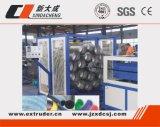 PVC flexible reforzado con fibra de línea de extrusión