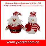Decorazione del giocattolo farcita alci di natale della decorazione di natale (ZY14Y487-3-4)