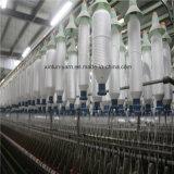 Ne 32s/1 Raw White Ring Spun Polyester Yarn