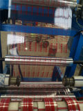 Machine d'enduit avancée industrielle de Gl-500e Chine pour la bande de mousse