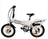 E-fiets Rek jb-Tdn10z van de Batterij van China En15194 Samsung het Integrale Achter