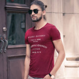 Diseño de las noticias Algodón / Spandex Printted de la buena calidad Camiseta Colothes Supplier