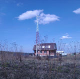 Remote를 위한 믿을 수 있는 Wind Power Generator System