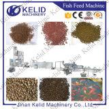 高品質のセリウムの魚の飼料工場の押出機機械