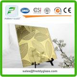 Goldener Bronzespiegel/dunkler Bronzegleitbetriebs-Spiegel/Möbel-Spiegel/dunkler grauer Spiegel/schwarzer Spiegel/China-roter Spiegel/gelber Kristallspiegel/goldenes gelbes Mriror