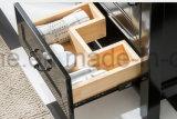 Moderne Art-weicher geschlossener kundenspezifischer Furnierholz-Badezimmer-Schrank (ACS1-W72)