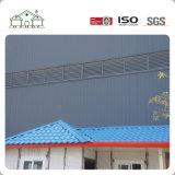 La nueva instalación rápida de hormigón prefabricados de acero de la luz de Casa Villa Chalet